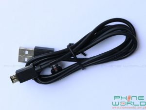 symphony p6 pro unboxing data cable