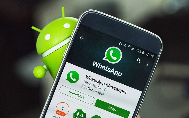 WhatsApp Introduces New Font and Voice Mail Feature in latest Update