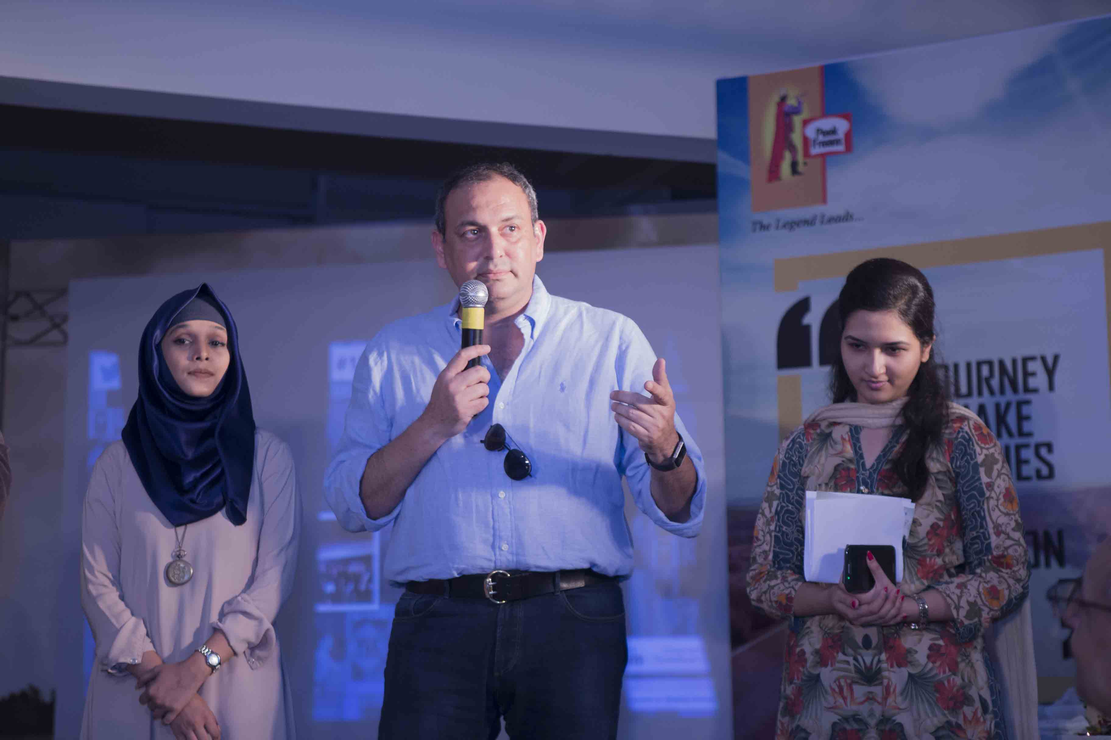 Mobilink Sponsors Young Leaders Conference 2016