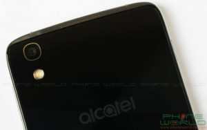 Alcatel idol 4 back cover back camera