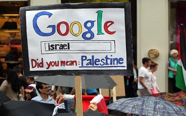 Google Faces Criticism for Removing Palestine from its Maps