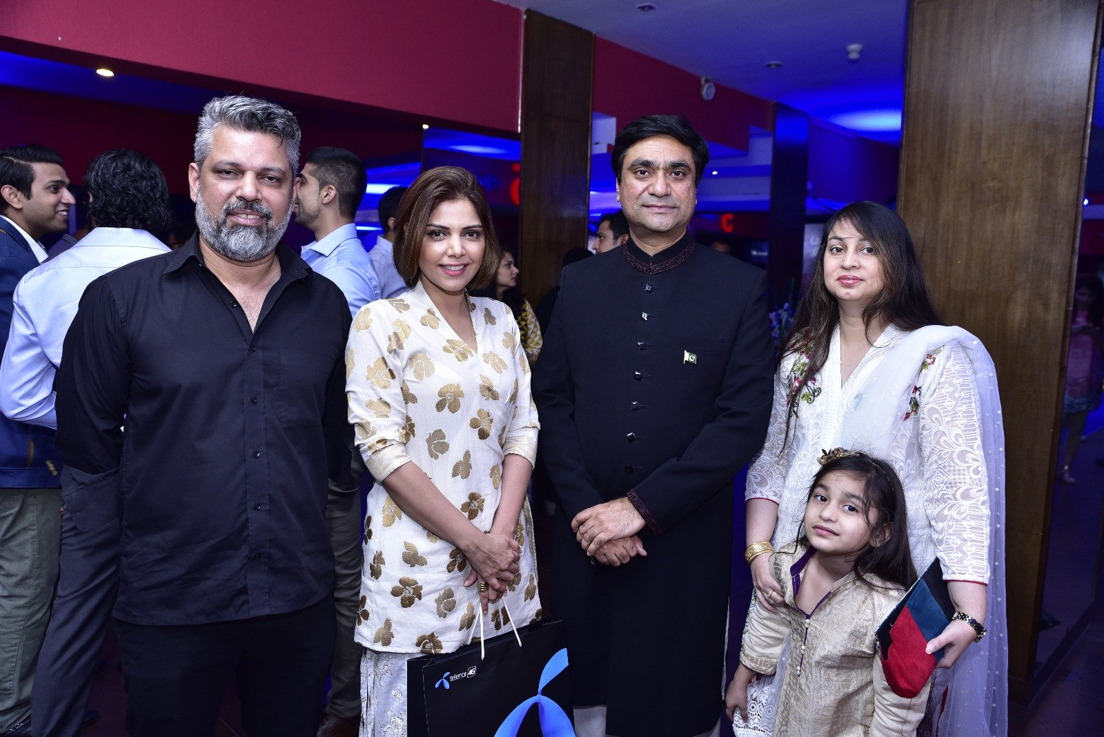 Telenor celebrates Pakistan's diversity with a spectacular musical voyage–Telenor Rawaan