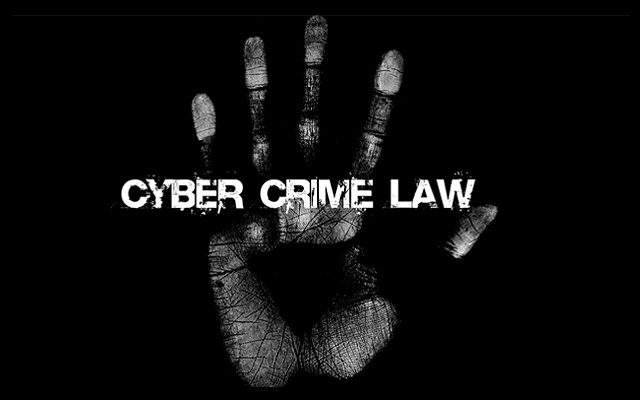 Is There A Hidden Hand Behind Discrediting Cyber Crime Law??