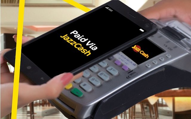 JazzCash Launches NFC Payments