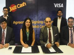 JazzCash and Visa to Empower Millions of Pakistanis with Visa Debit Cards