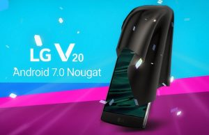 LG V20- First Android Nougat Smartphone to Launch in September