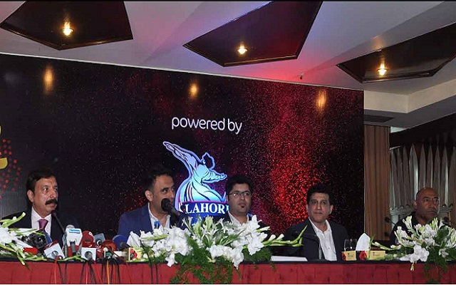 Lahore Qalandars and Jazz to Promote Grass Roots Cricket