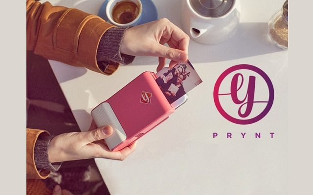 First Photo Printing Case to Print Instant Photos-Prynt