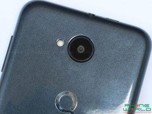 QMobile Noir S1 lite back cover back camera