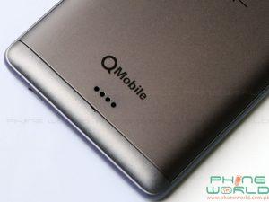 QMobile Noir S2 Pro Back display speakers