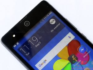 Noir S2 Pro Front Display front camera
