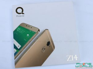 QMobile Z14 accessories