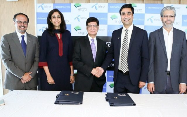 Telenor Automates Milk Collection Network in Partnership with Engro Corp