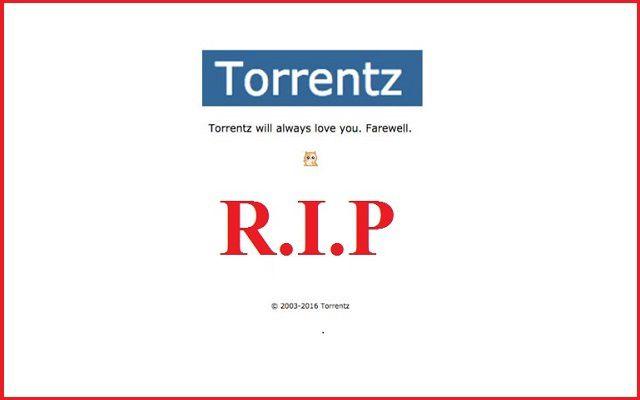 Torrentz.eu Shuts Down Forever