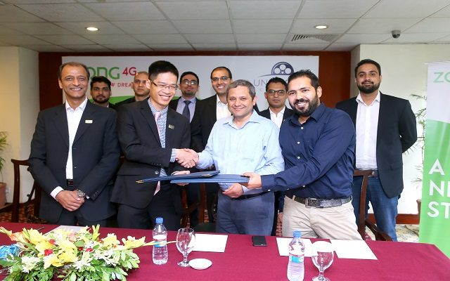 Zong Becomes Exclusive Telecom Partner of Pakistan's Largest Multiplex