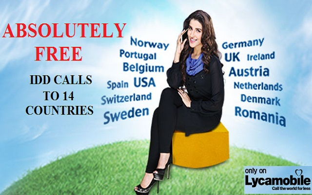 Zong Brings Free International Calls to 14 Countries