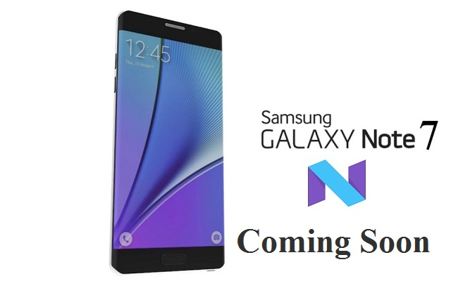 Samsung Confirms Nougat Update for Galaxy Note 7 within 2-3 Months