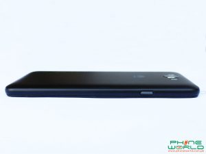 huawei y5 II Y5 2 extra button at left side