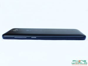 huawei y5 II Y5 2 power and volume key at right edge