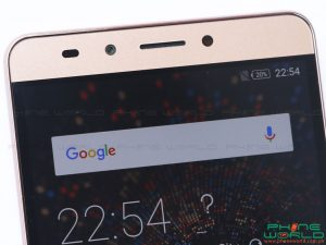 infinix note 3 front display front camera