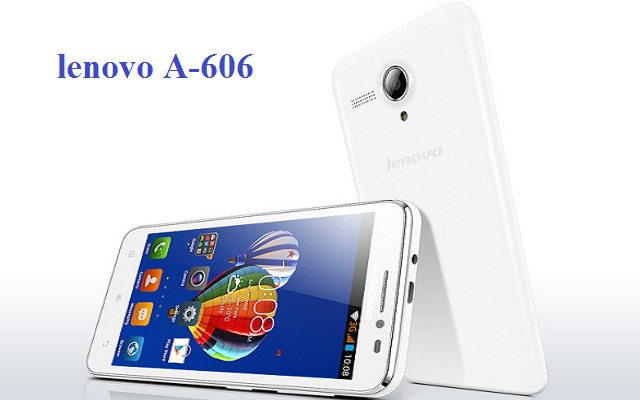 Lenovo Reduces Price of A606- Now Available in Just Rs 8000