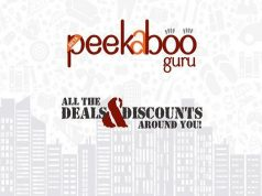 Peekaboo Guru: A Location-Based App that Shows Best Deals and Discounts