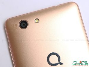 qmobile noir lt700 pro 13mp rear camera with led flash