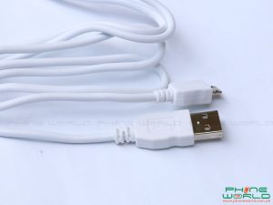 qmobile noir lt700 pro unboxing data cable