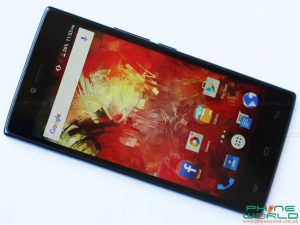 symphony xplorer h250 display size and resolution