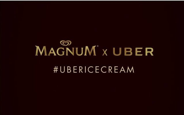 Magnum Partnered with Uber to Spread Indulgence all Across Lahore