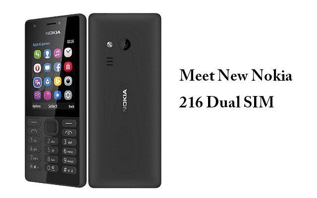 Image result for Nokia 216 Dual sim
