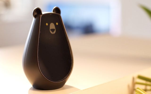 Bearbot: An Expressive Universal Remote that Responds to Gestures