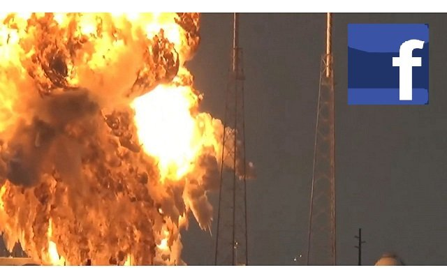 Breaking: SpaceX Explosion Fails Facebook Plan for Expanding Internet in Africa