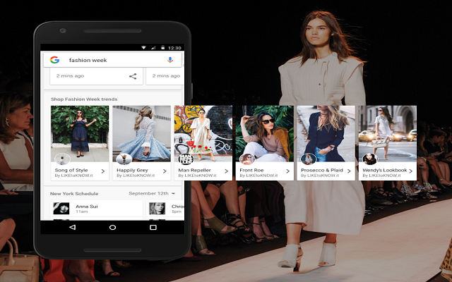 "Google to Launch ""Shop the Look"" to Make Online Shopping More Easy"