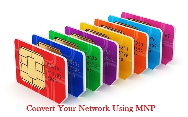 How to Convert Your Network to Ufone, Warid, Telenor, Mobilink or Zong?