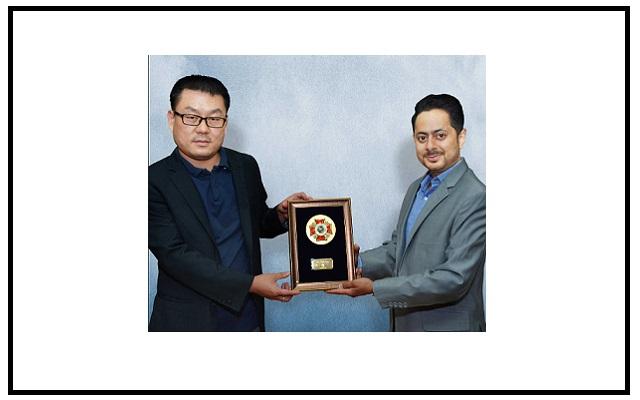 Fraz Malik Wins Huawei's Future Star Award