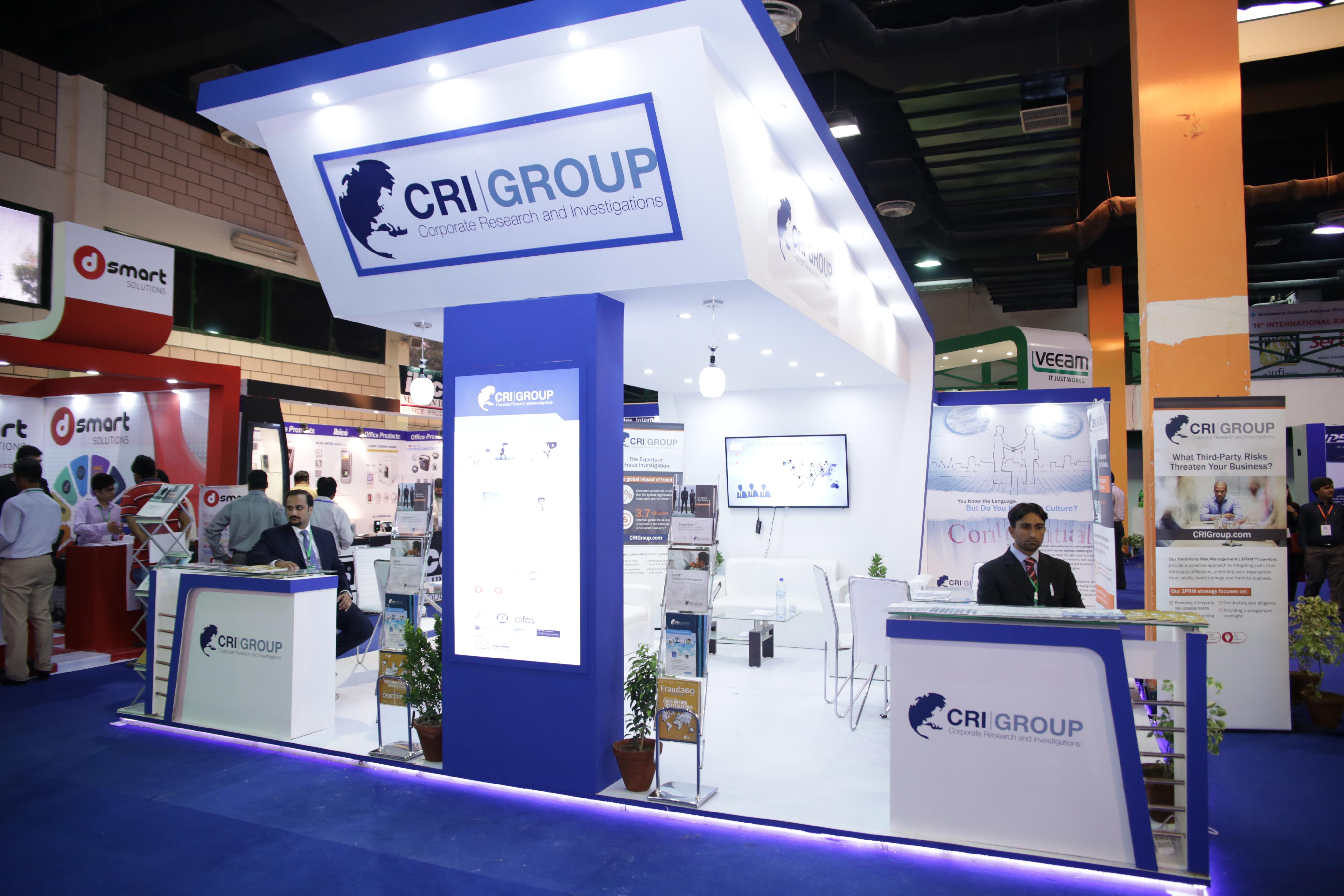 CRI Helps IT Companies to Prevent Fraud with EmploySmart, IP Security Solutions and 3PRM