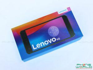 Lenovo k6 accessories