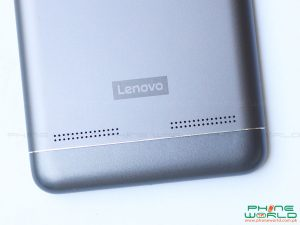 lenovo k6 speakers