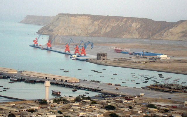 NTC Plans Submarine Cable Landing Station at Gwadar Port