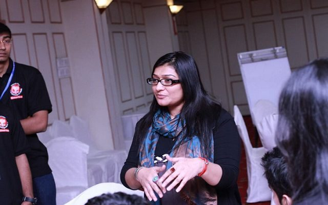 Nighat Dad Nominated for Dutch Human Rights Tulip Award 2016