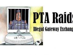 PTA Raids Illegal Gateway Exchange in Distt. Sheikhupura