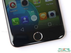 qmobile noir s6 home button