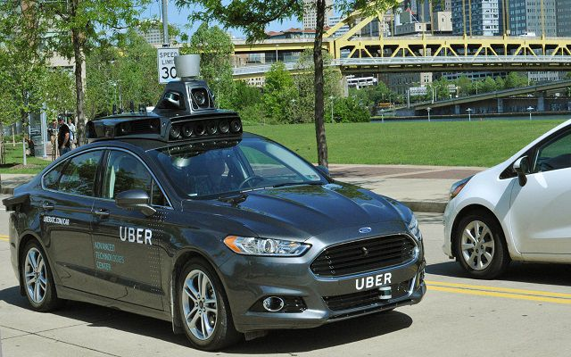 Finally Uber's Self-driving Cars are on the Roads