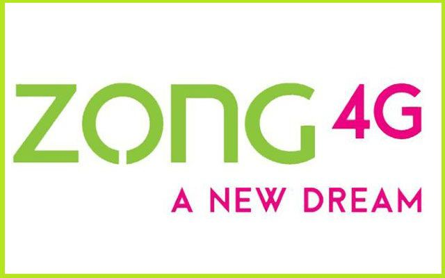 Zong 3g & 4g Device Packages