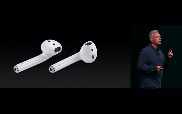 Apple Launches Water Resistant iPhone 7, 7 Plus and Wireless AirPods