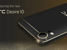 HTC Launches Fabulous Smartphones for Selfie Lovers-Desire 10 and 10 Pro