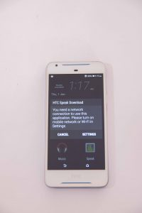 htc desire 628 front side covered with full glass dual speaker