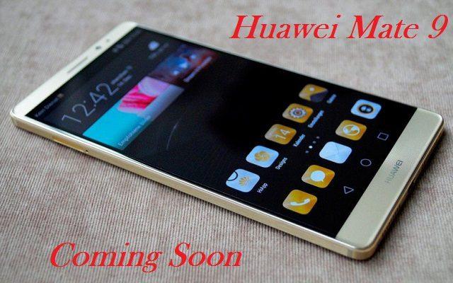 هاتف Huawei Mate 9