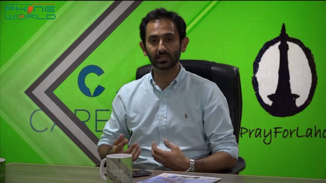 Photo of Interview | Junaid Iqbal, CEO Careem